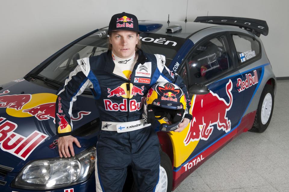 Räikkönen: Reli mi je omogočil vrnitev v F1