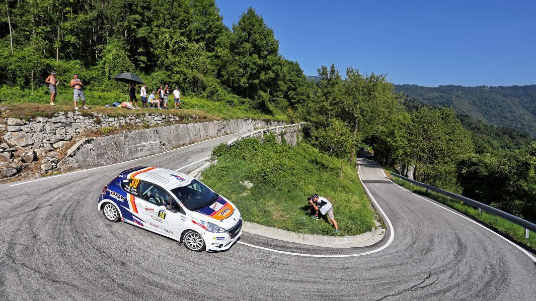 Zmaga na rallyju Friuli Venezia Giulia