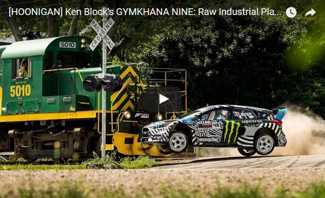 VIDEO: Gymkhana 9 Kena Blocka