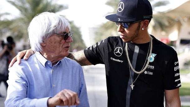 Eccleston: Lewis je najboljši