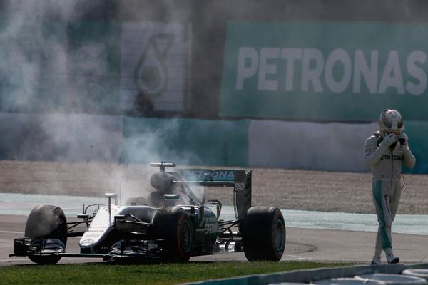 Hamilton z najmanj tehničnimi okvarami med vsemi prvaki