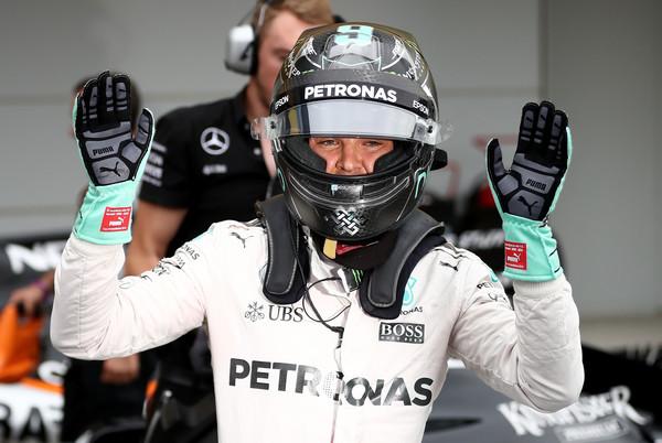 Rosberg v Suzuki ostal nepremagan