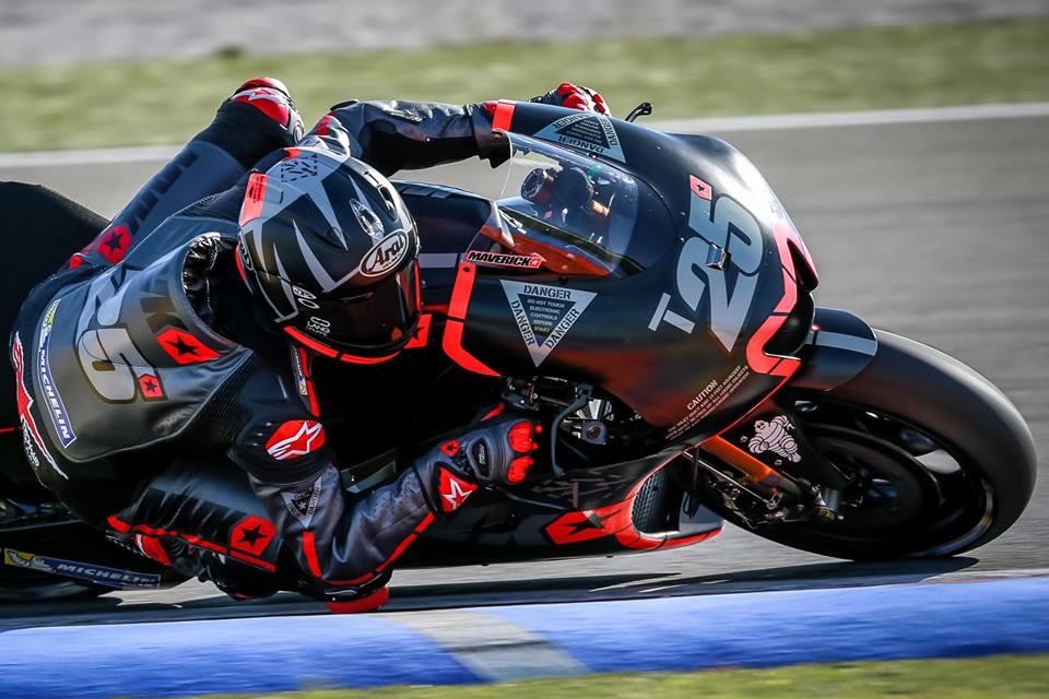 Vinales najhitrejši dirkač prvih testiranj