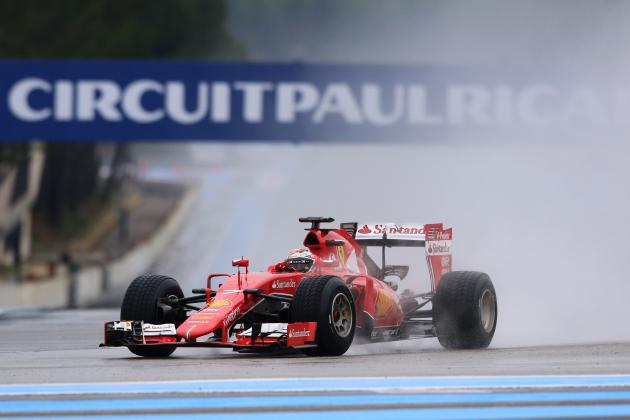 Formula 1 se po 10 letih vrača v Francijo