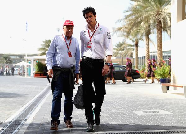 Lauda: Bottas bo ravno tako hiter kot Rosberg