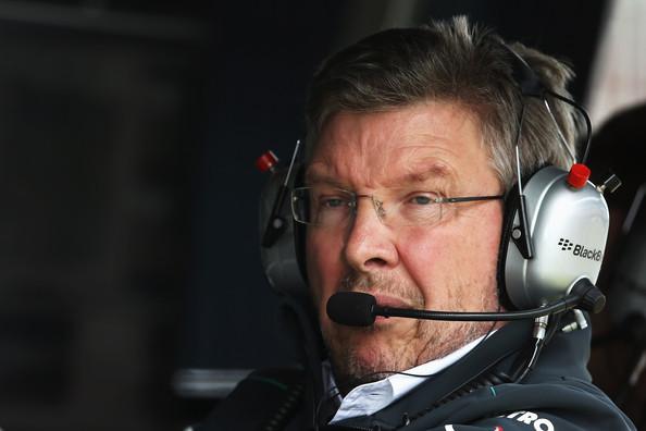 Ross Brawn na čelu Formule 1