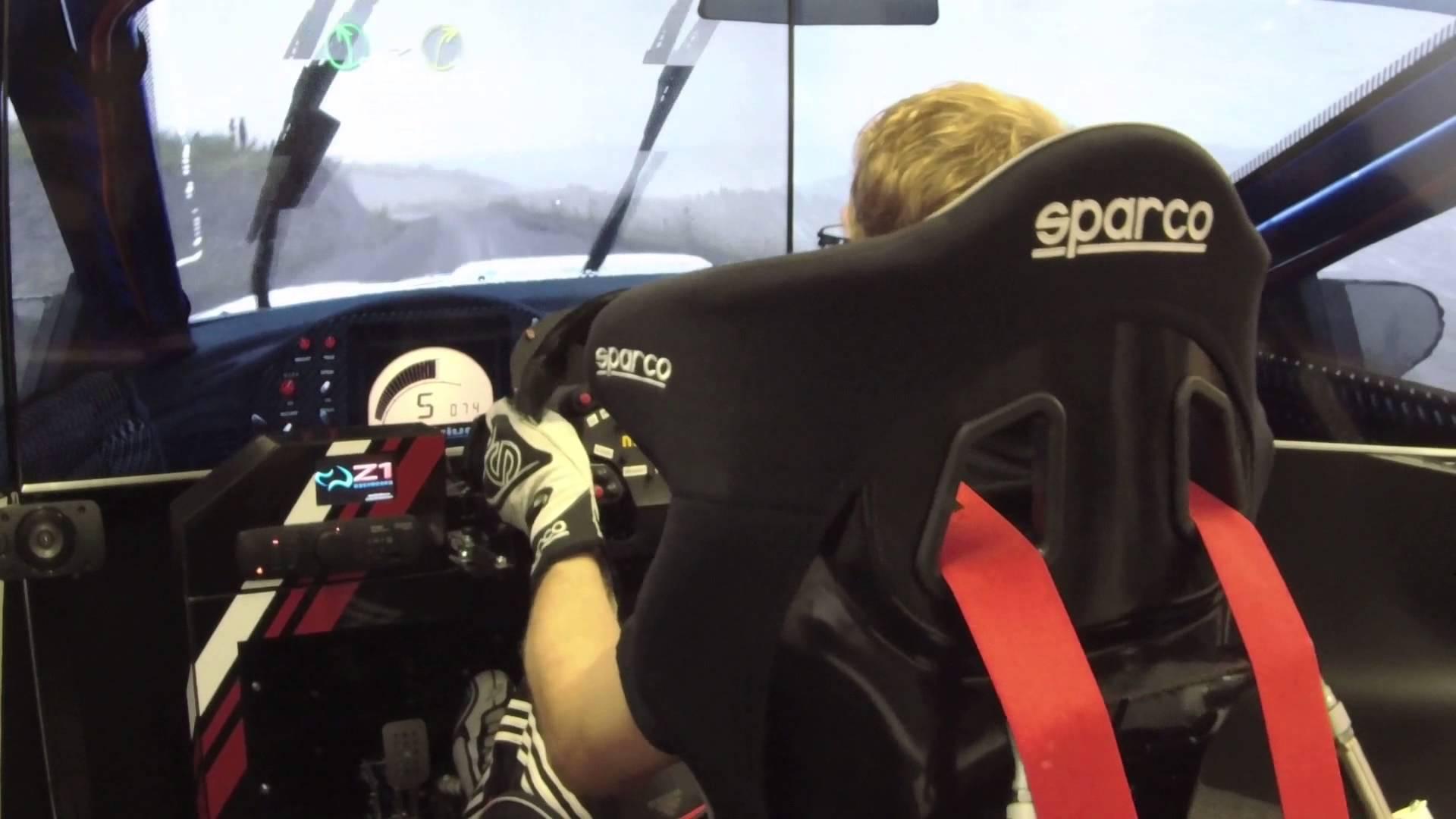 S takšnim simulatorjem bi se zagotovo poslovili od družabnega življenja
