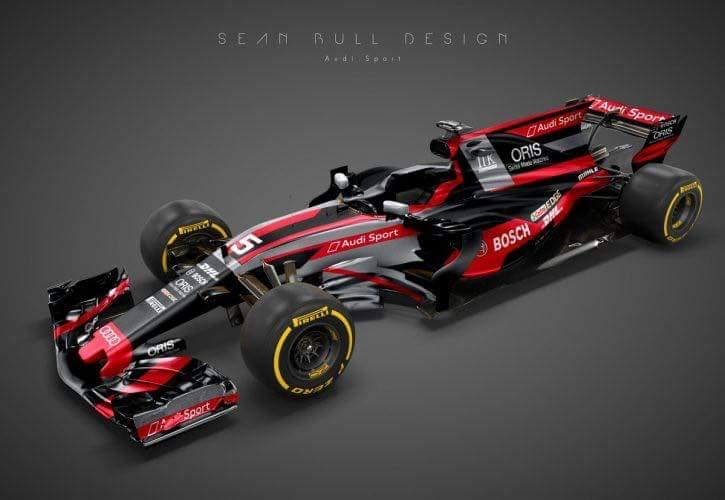Audi na sestanku glede motorjev v F1