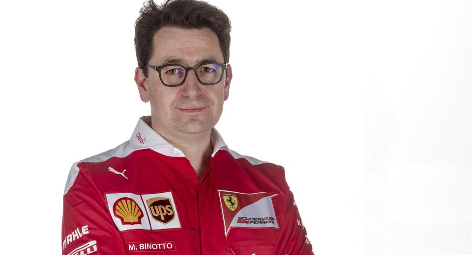 Binotto novi šef moštva Ferrari