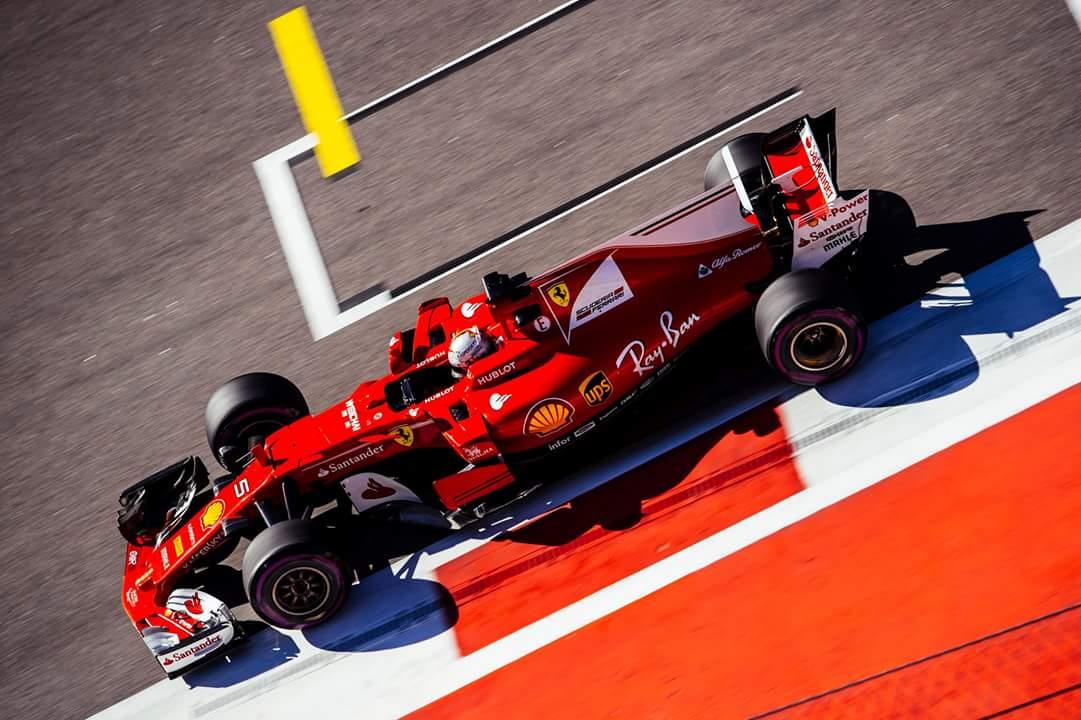 Po devetih letih dva Ferrarija v prvi vrsti