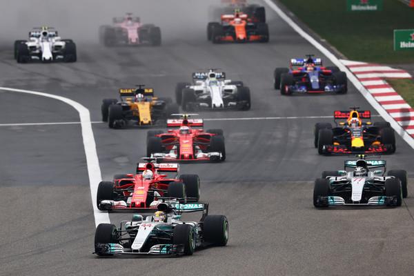 Hamilton dobil kitajsko veliko nagrado