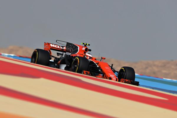 McLarnova dirkača v Rusiji z bolj zanesljivim dirkalnikom?