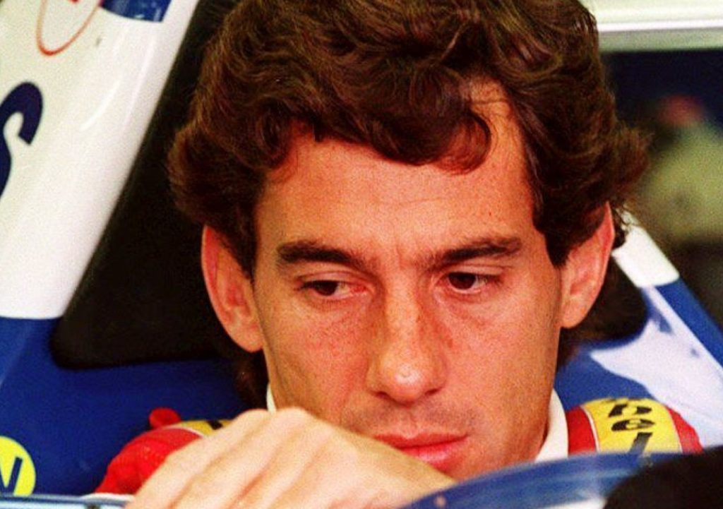 Formula 1: Ayrton Senna v dirkalniku Williams F1 1994