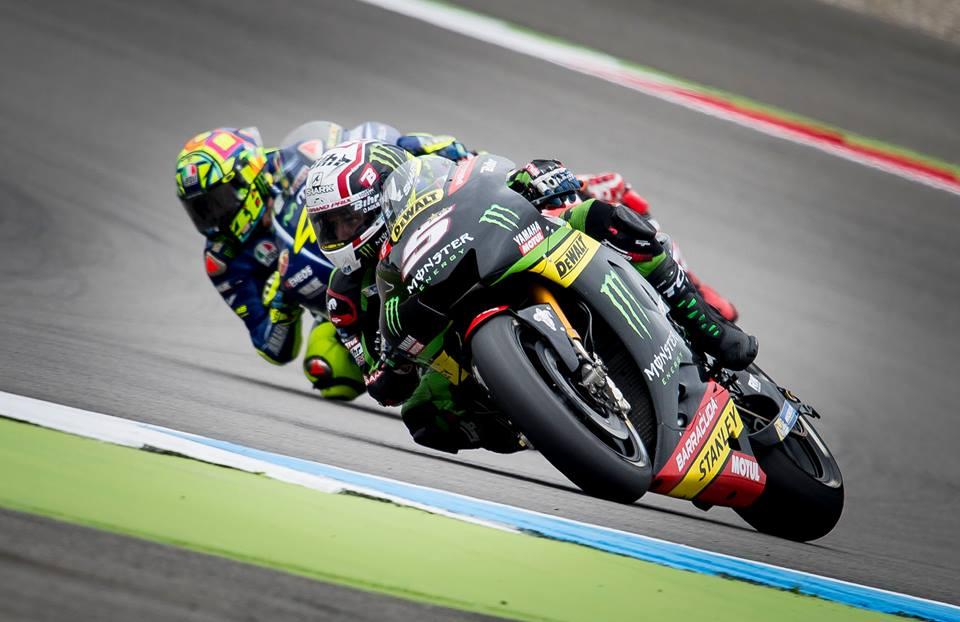 Rossi: Zarco je spet poskušal nekaj nemogočega