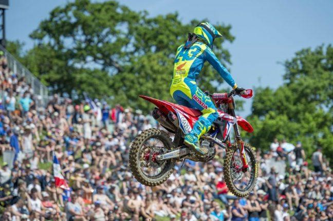 Gajser se z dirko v Italiji vrača v prvenstvo MXGP