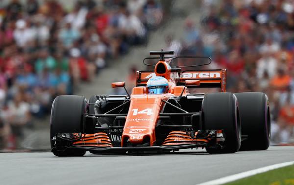 Alonso z McLarnom kazensko izgubil 330 štartnih mest