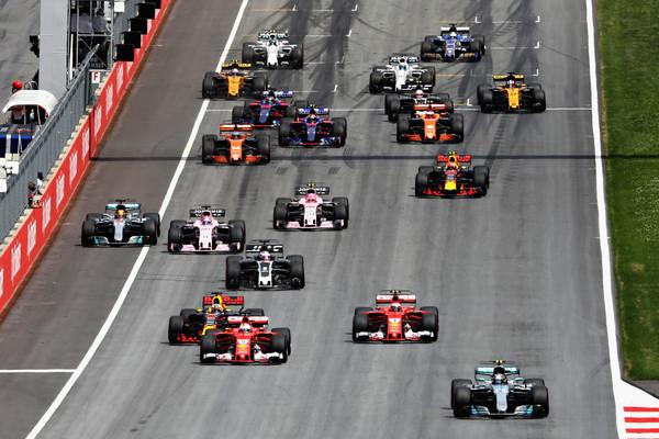 FIA: Bottasov štart je legalen