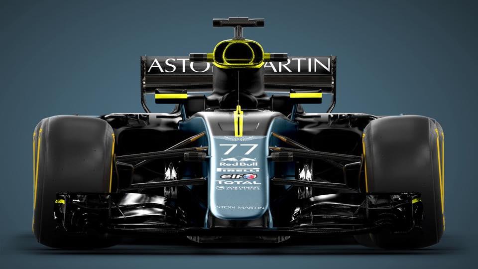 Aston Martin v F1 kot dobavitelj motorjev?