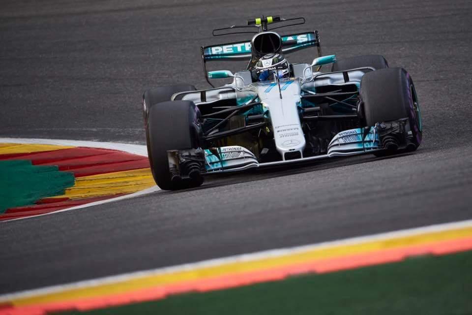 Mercedes bo vendarle obdržal prednost