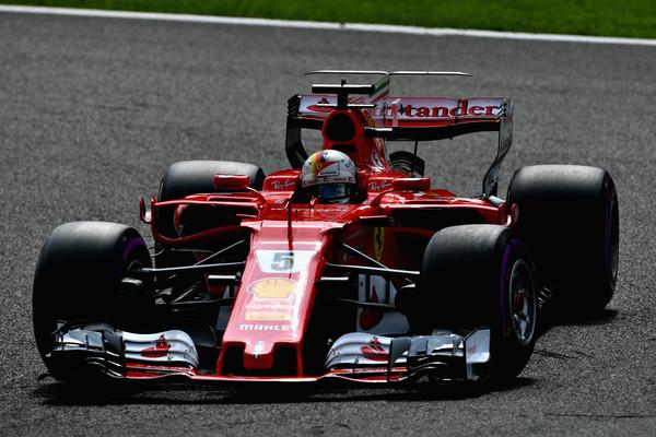 Ferrari v domači Monzi z rabljenimi motorji