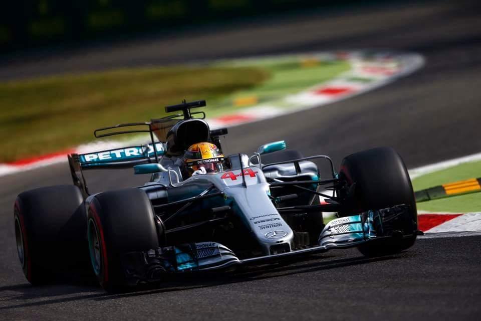 Hamilton z zmago v Monzi prevzema vodstvo v prvenstvu