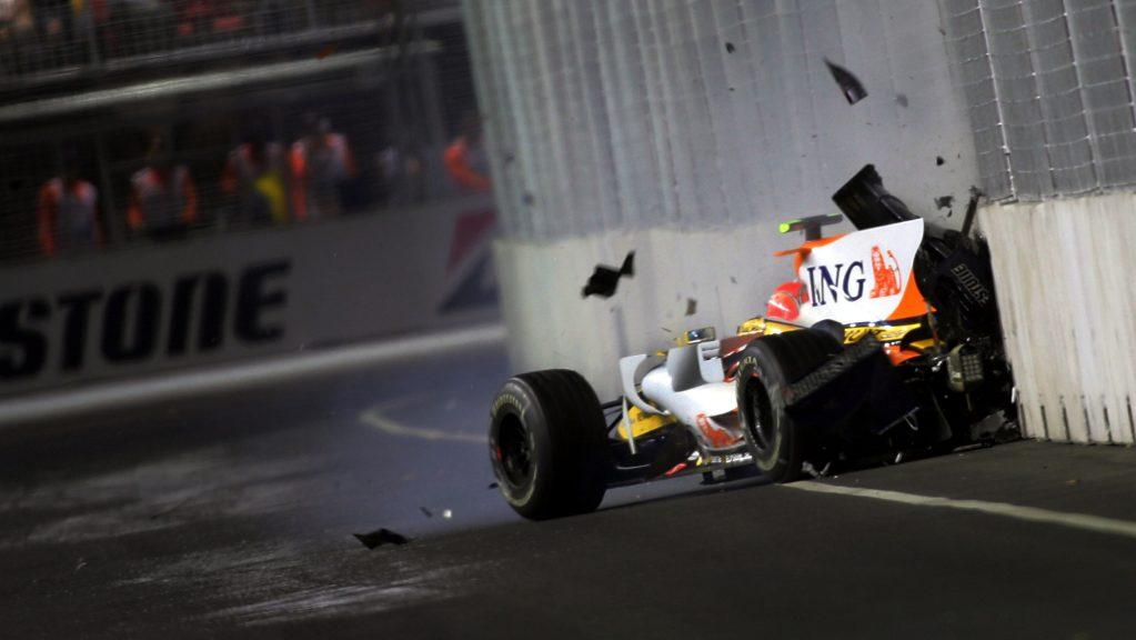 VIDEO: Singapur 2008. Kako je Renault Massi ukradel naslov prvaka