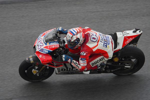 Dovizioso z zmago preprečil Marquezovo slavje v Sepangu