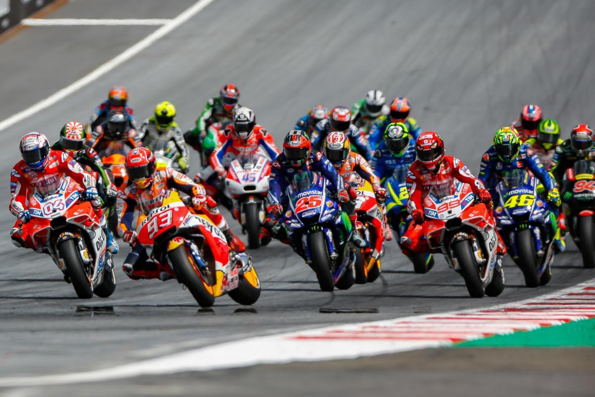 Koledar MotoGP dirk sezone 2018