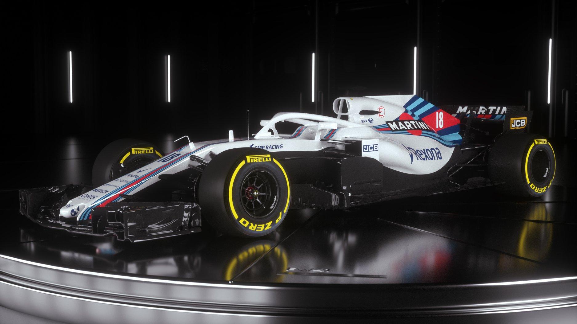 Williams predstavil svoj dirkalnik FW41