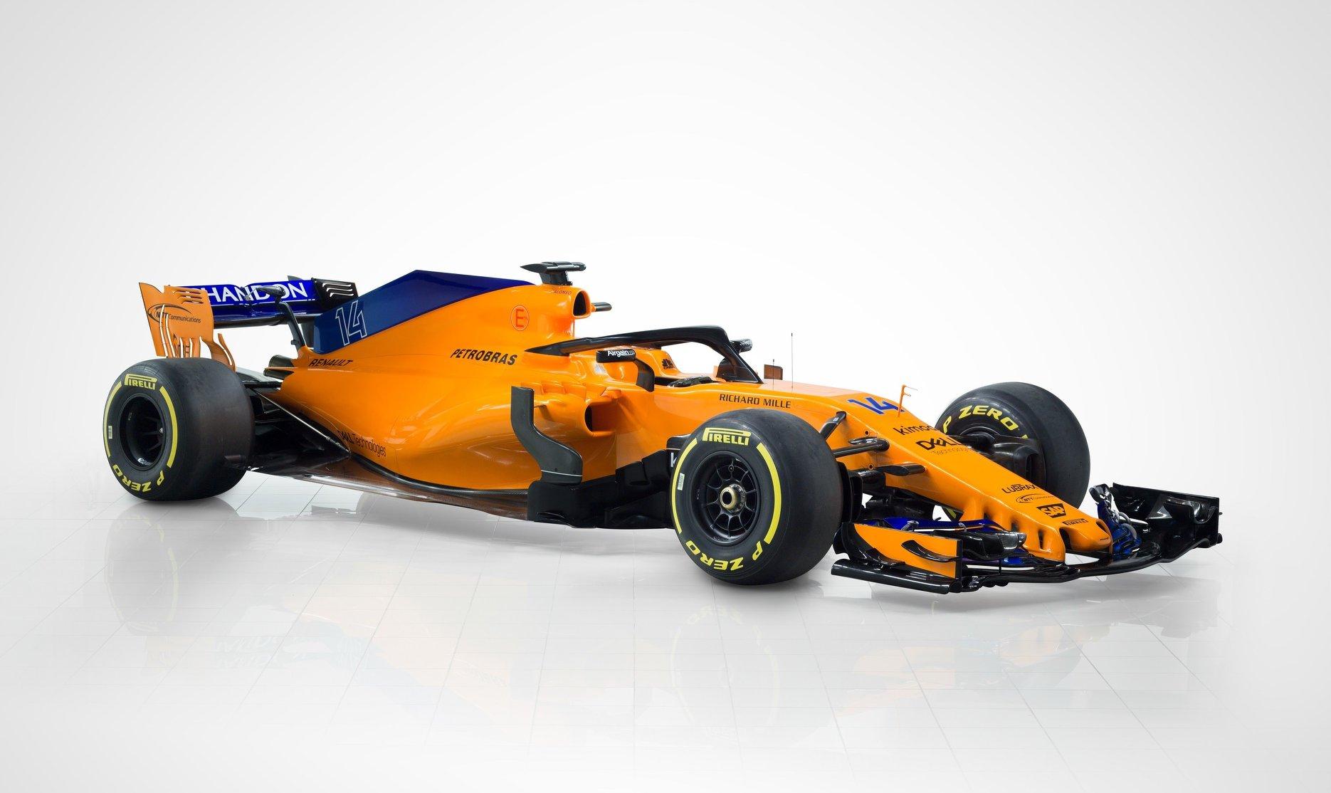 McLaren predstavil svoj dirkalnik !