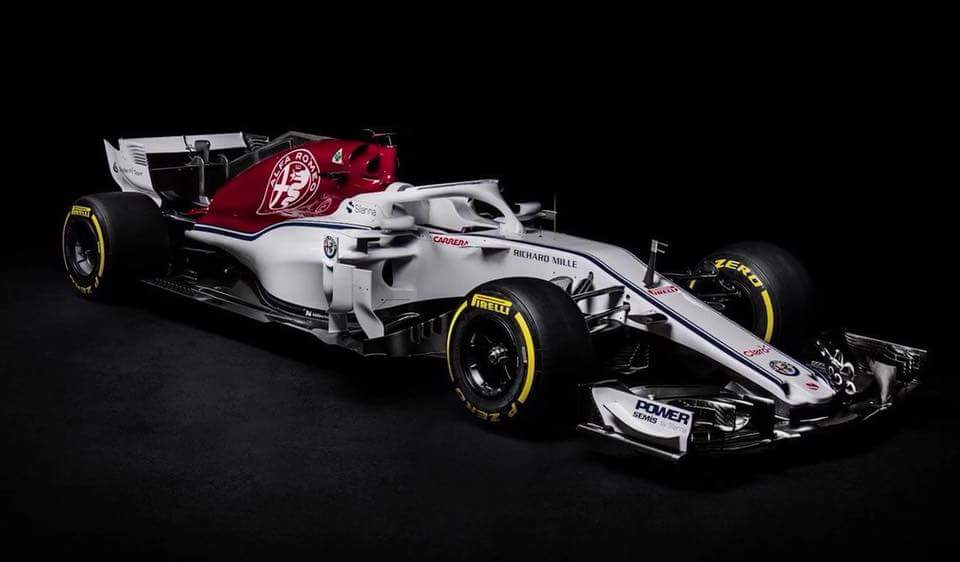 Sauber Alfa Romeo C37 se predstavi