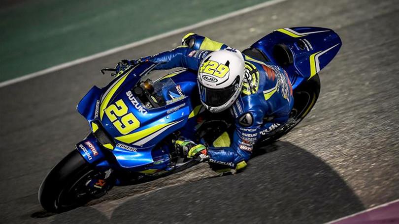 Drugi dan testiranj na vrhu Andrea Iannone
