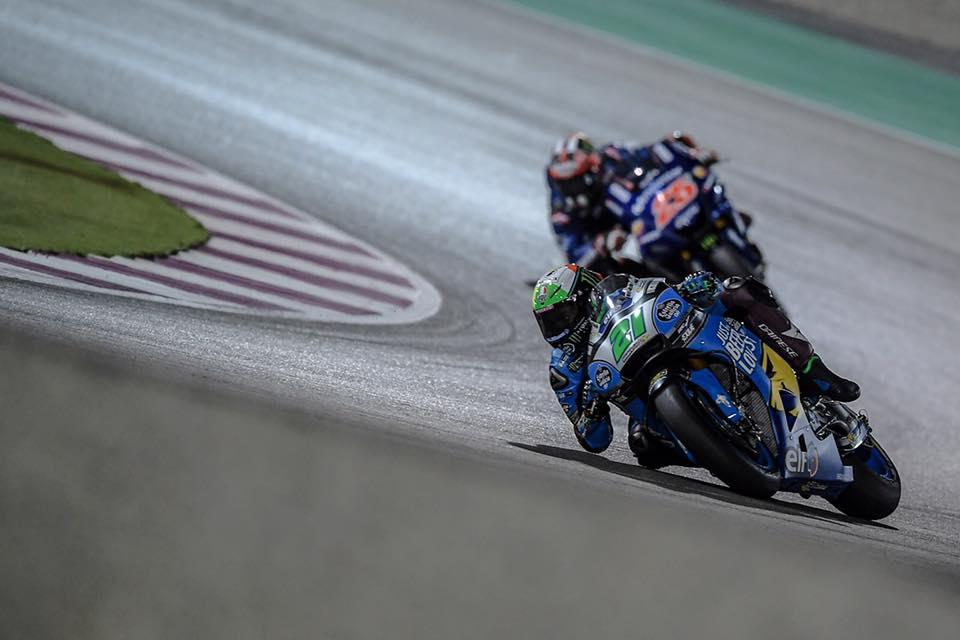 Morbidelli pozitivno presenečen nad prvo dirko