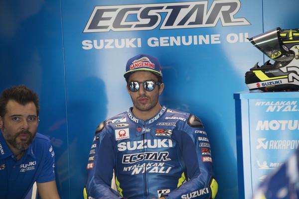 Iannone napovedal slovo od Suzukija