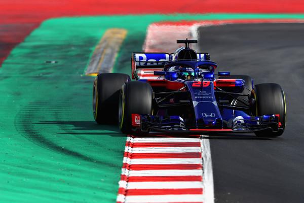 Po testiranjih so pričakovanja pri ekipi Toro Rosso narasla