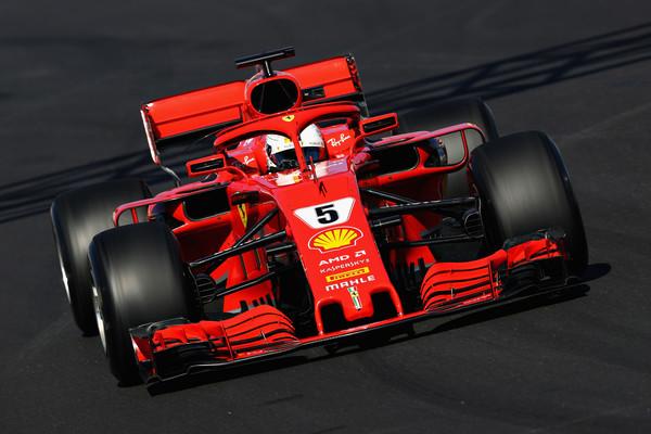 Sebastian Vettel na vrhu z rekordom steze