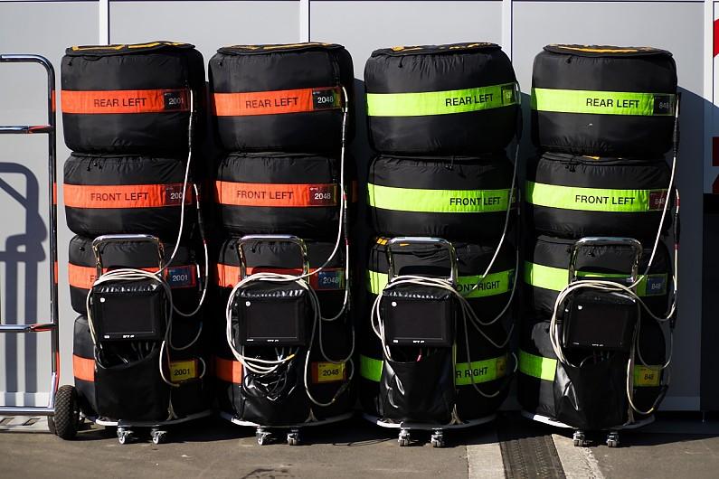 Pirelli objavil razpored in moštva za testiranje pnevmatik za sezono 2019