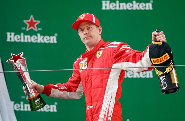 Uradno: Ferrari potrdil Raikkonenov odhod