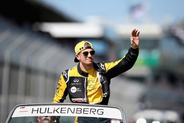 Hulkenberg: Dirkalnik zaostaja za pričakovanji