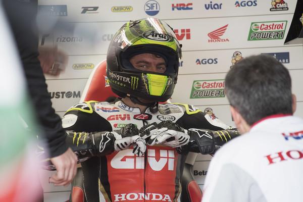 Crutchlow dobil kvalifikacije v Jerezu, Marquez peti