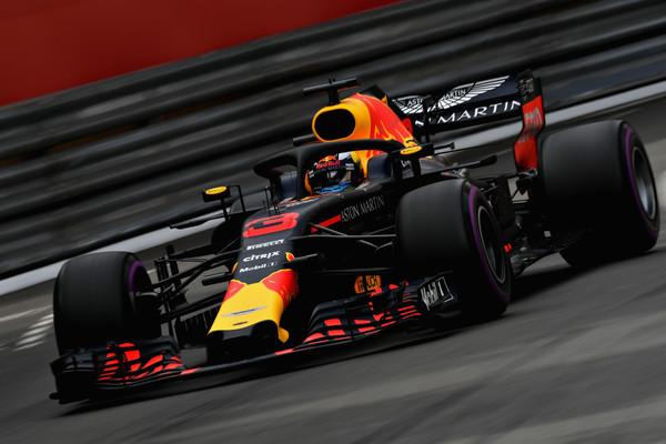 Ricciardo slavil v Monaku