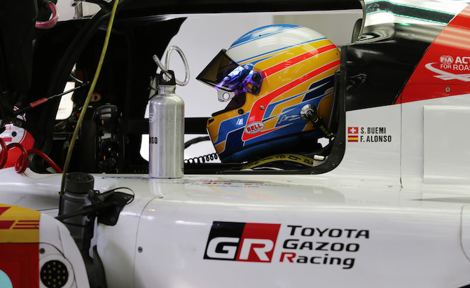 Alonso zmagovalec vzdržljivostne dirke v Spaju