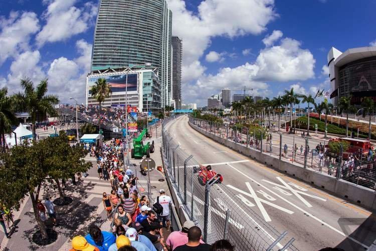 Miami blizu podpisa večletne pogodbe s Formulo 1