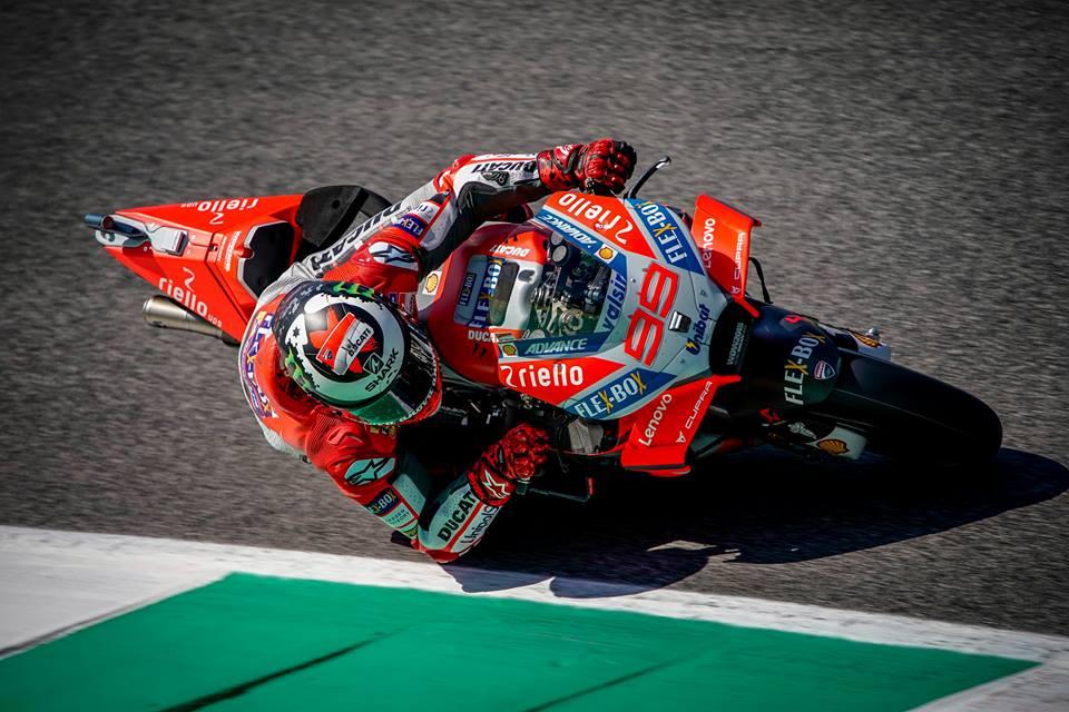 Lorenzo po zmagi potrdil razhod z Ducatijem
