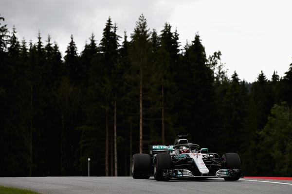 Mercedesa tudi v drugo najhitrejša