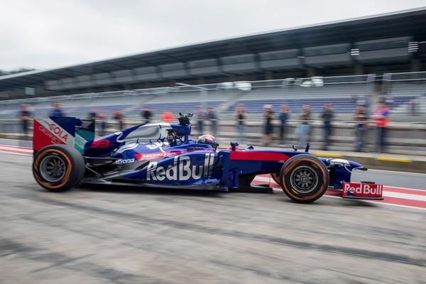 VIDEO: Marquez v Avstriji odpeljal prve kroge z F1 dirkalnikom