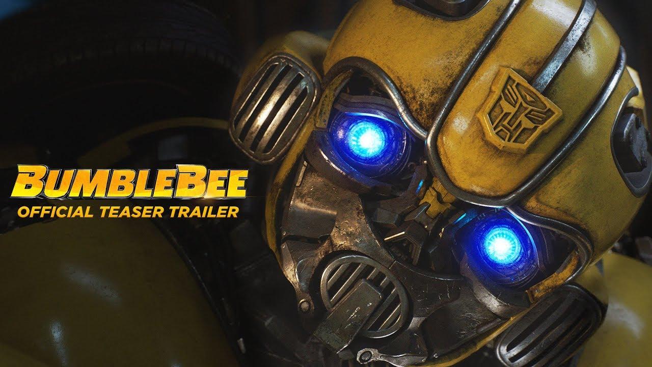Bumblebee prihaja v obliki novega junaka
