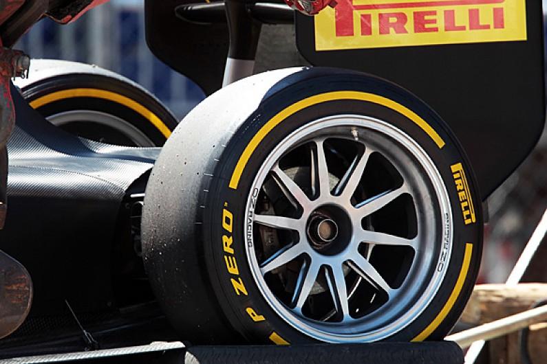 Formula ena v sezoni 2021 na 18-palčnih kolesih