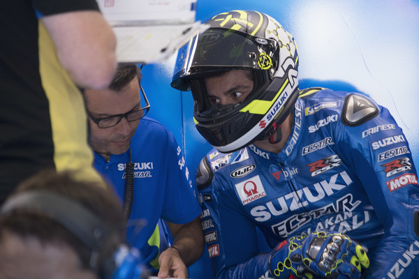 Iannone začel najhitreje na Sachsenringu