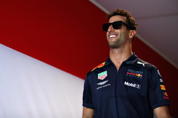 Ricciardo: Tretja vrsta bi bila katastrofa